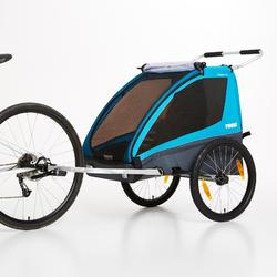 Fietskar en kinderwagen voor multisport Thule Coaster XT