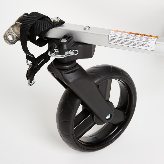 Fietskar en wandelwagen multisport Thule Coaster XT