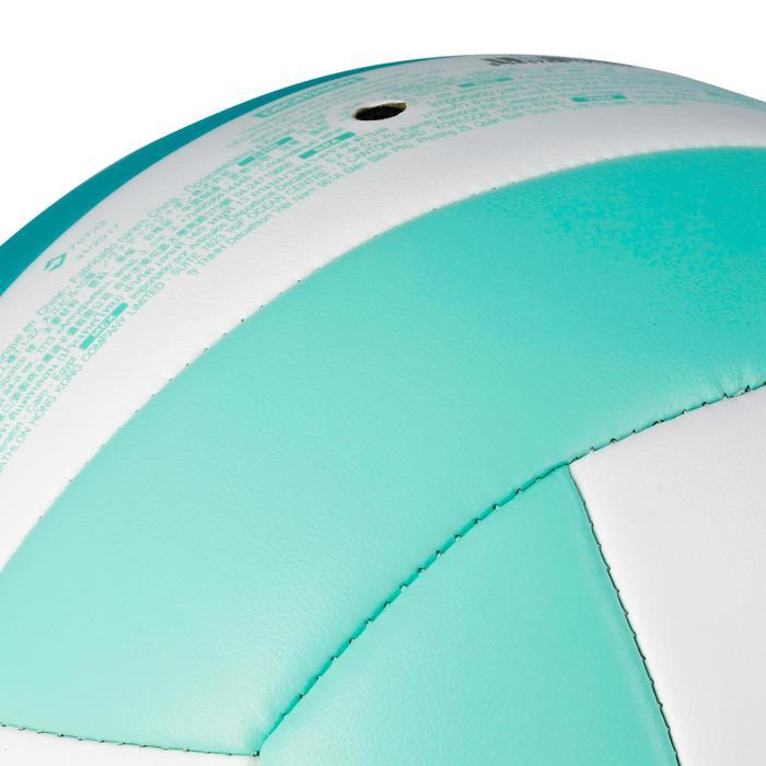 Beachvolleybal BV100 maat 5 licht blauw