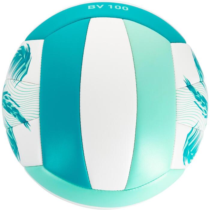 Balón Vóley Playa BV100 Azul