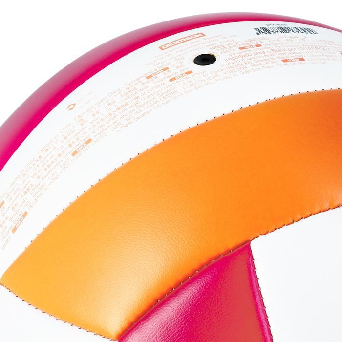 Beachvolleybal BV100 toekan roze