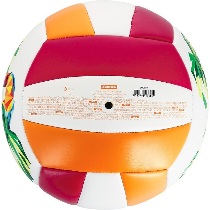 Balón Vóley Playa BV100 Tucán Rosa