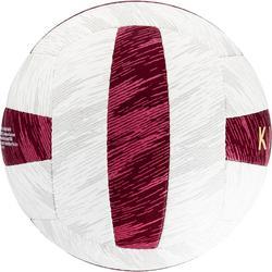 Ballon de beach-volley BV500 rouge