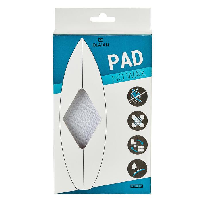 kit antideslizante PAD NOWAX para tablas de surf de resina.
