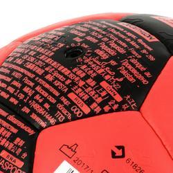 Ballon de handball adulte hybride H500 Taille 2 rose et noir