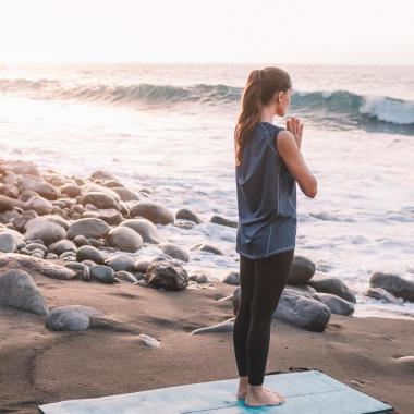 Yogabekleidung für dynamisches Yoga