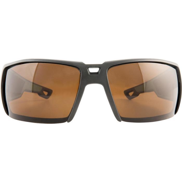 LUNETTES DE KITESURF 900 - POLARISANTES - CAT 4-  noir/turquoise - 1309047