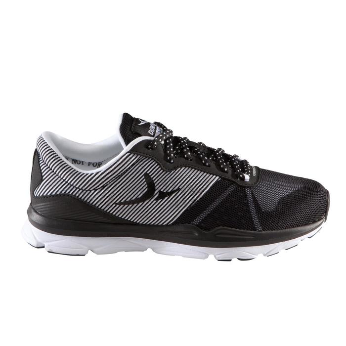Chaussures fitness cardio-training 500 femme bleu et - 1309179
