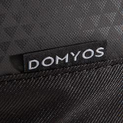 有氧運動健身包30L-黑色/三角形設計