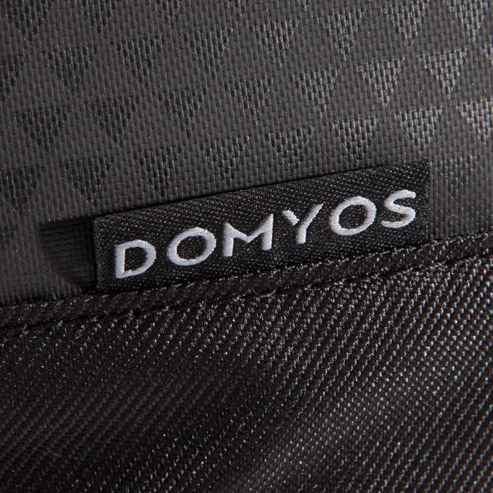 Sac fitness 30 Litres imprimé vert noir et Domyos - 1309265