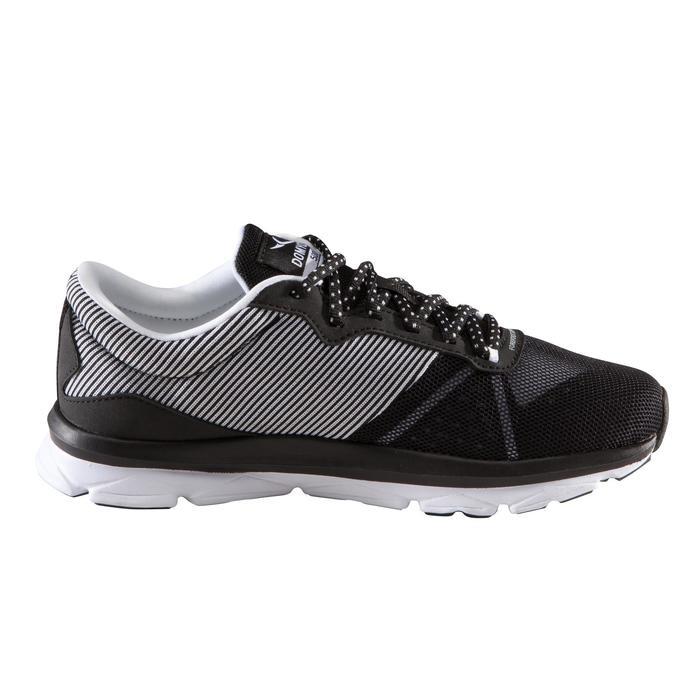 Chaussures fitness cardio-training 500 femme bleu et - 1309306