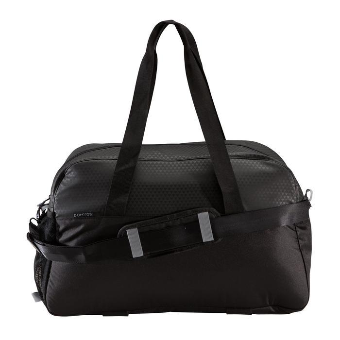 Fitness Cardio Training Bag 30L - Black