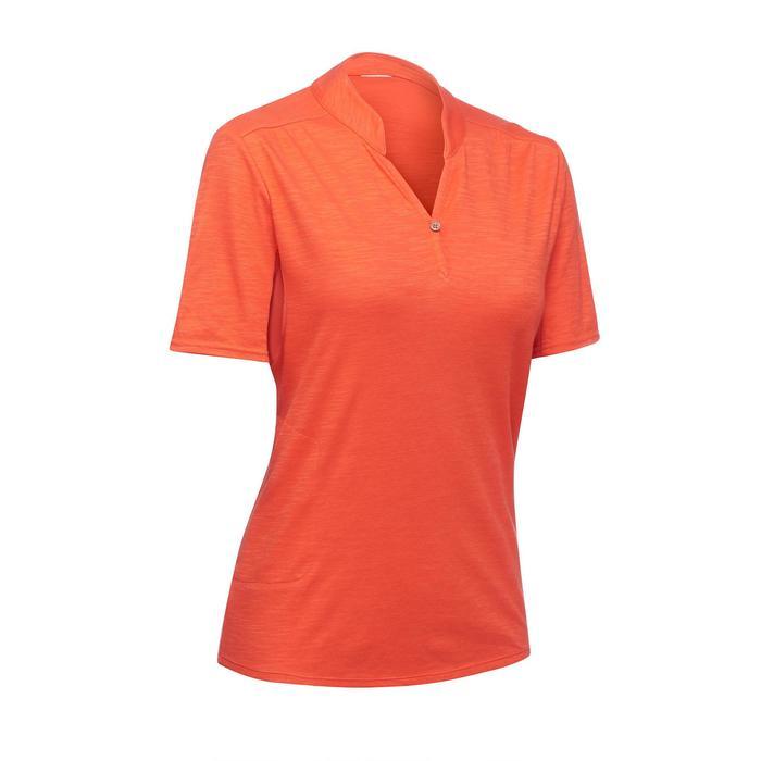 Polo Trekking arpenaz 500 femme - 1309733