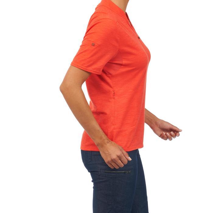 Polo Trekking arpenaz 500 femme - 1309739