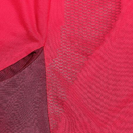 Women's Mountain hiking short-sleeved T-Shirt MH900