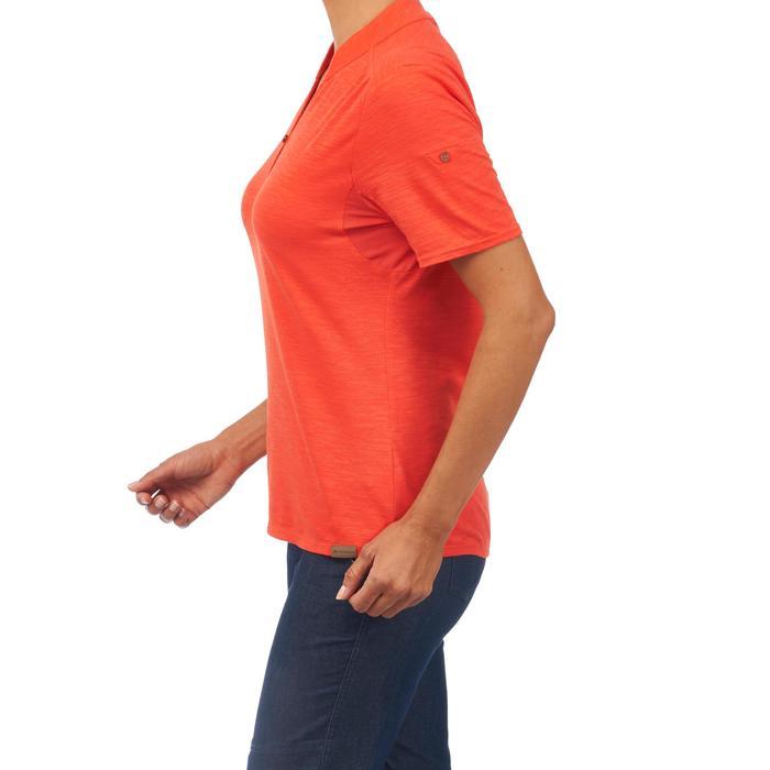 Polo Trekking arpenaz 500 femme - 1309752