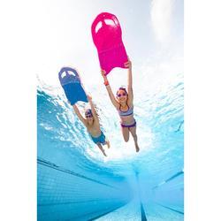 Maillot de natation fille deux pièces Riana Skirt Plum violet