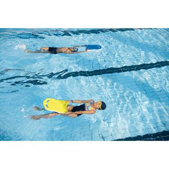 Groot kickboard zwemmen blauw