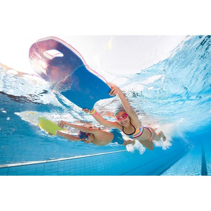 Zwemshort jongens Swimshort 100 basic blauw