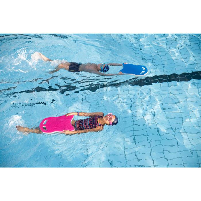 Bañador de natación una pieza para niña Leony Plum Azul