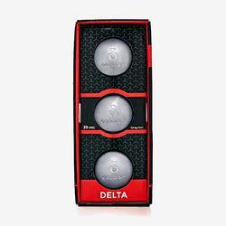 Boulekugeln Delta glatt Allroundkugeln Wettkampf 3 Kugeln halbweich