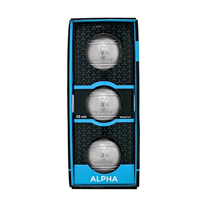 3 BOULES ALPHA 2017 - 1309923
