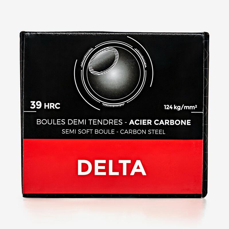 ลูกเปตองกึ่งนิ่มสำหรับการแข่งขัน 3 ลูกรุ่น Delta