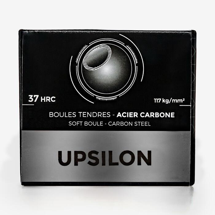 Boule de pétanque compétition tendre UPSILON