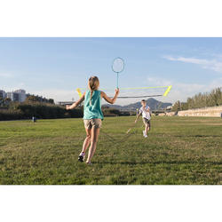 Filet de Badminton Easy Set Discover - Jaune