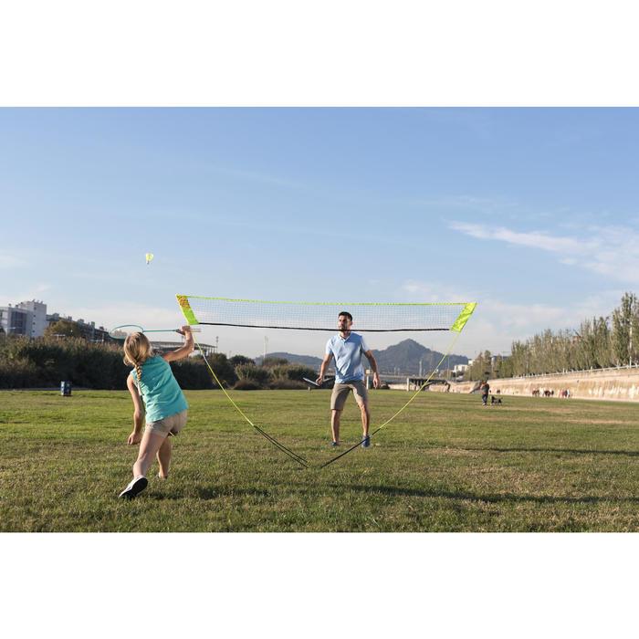 Filet de Badminton Easy Set Discover 3M - Jaune