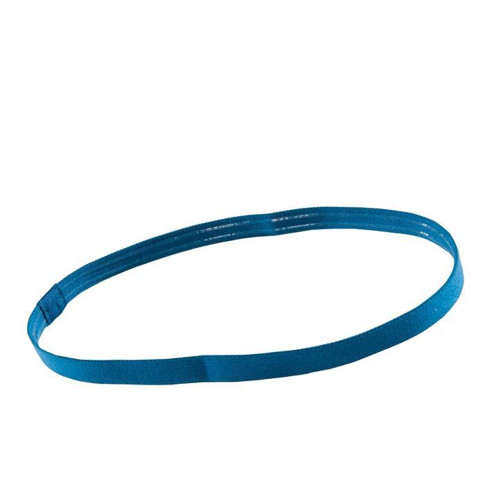 Bandeau élastique (lot de 3) fitness cardio-training femme rose et - 1310050