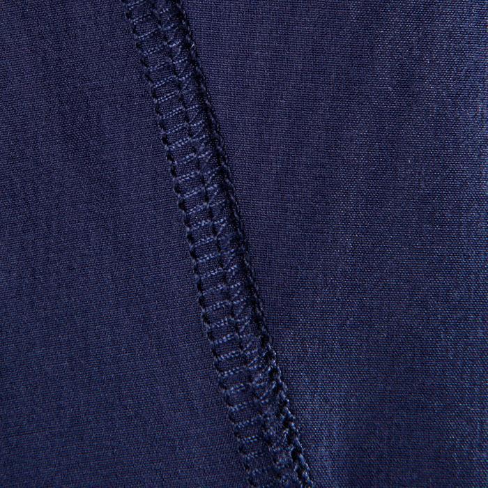 Short toile YOGA homme noir - 1310097