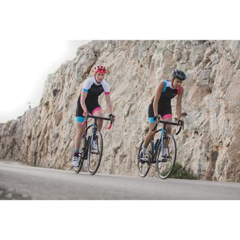 Mouwloos fietsshirt 900 voor dames