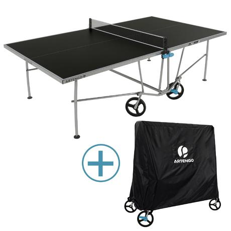 9a34529b9 PPT 500 LTD Outdoor Free Table Tennis Table