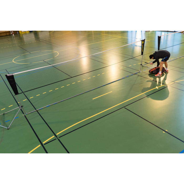 POTEAUX - FILET DE BADMINTON 6.10 m - 1310927