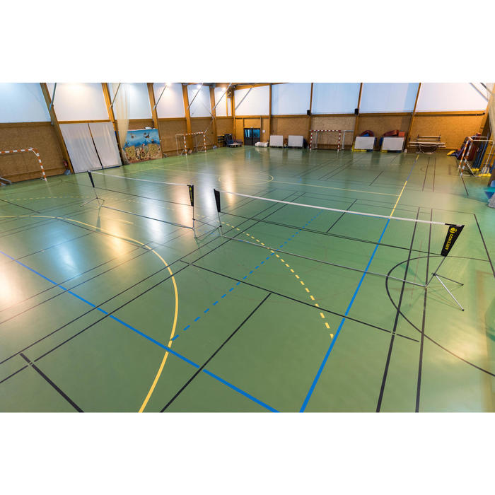 POTEAUX - FILET DE BADMINTON 6.10 m