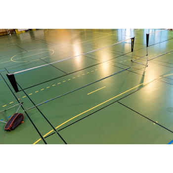 POTEAUX - FILET DE BADMINTON 6.10 m - 1310952