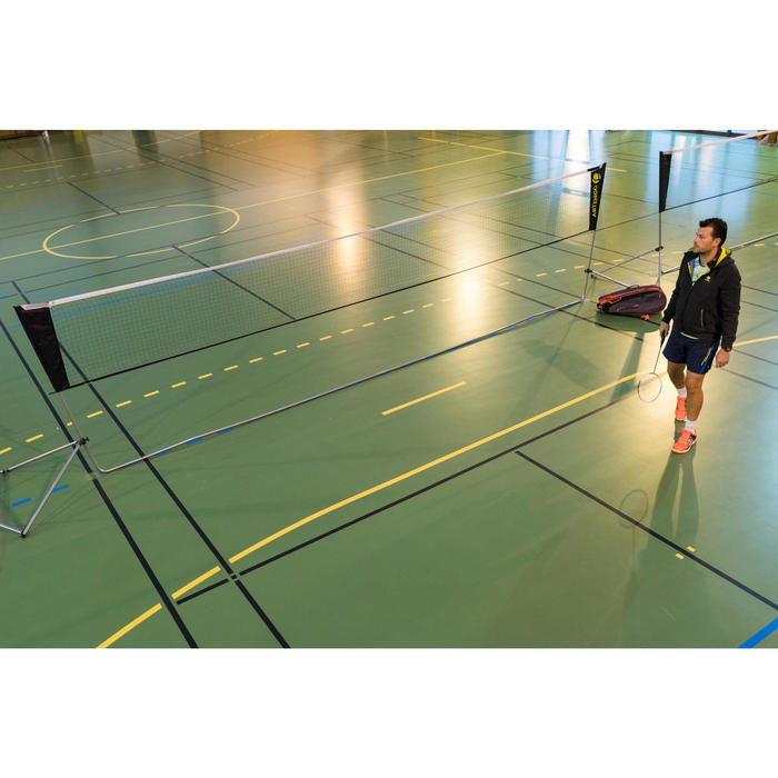 POTEAUX - FILET DE BADMINTON 6.10 m - 1310955