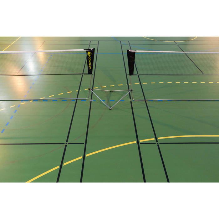 POTEAUX - FILET DE BADMINTON 6.10 m - 1310959
