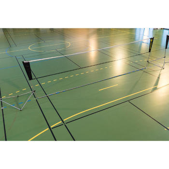 POTEAUX - FILET DE BADMINTON 6.10 m - 1310961