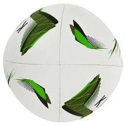 Rugbyball R900 Größe 5 grün