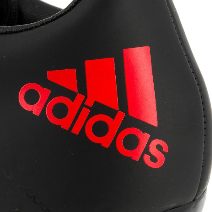 Chaussure de rugby adulte Hybride Adidas Malice SG Gris/rouge - 1311147