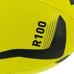 Ballon de rugby INITIATION taille 3 jaune