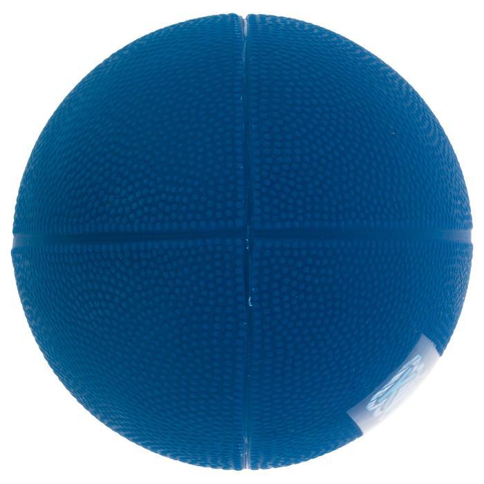 BALLON DE RUGBY LOISIR R100 Mini Bleu PVC