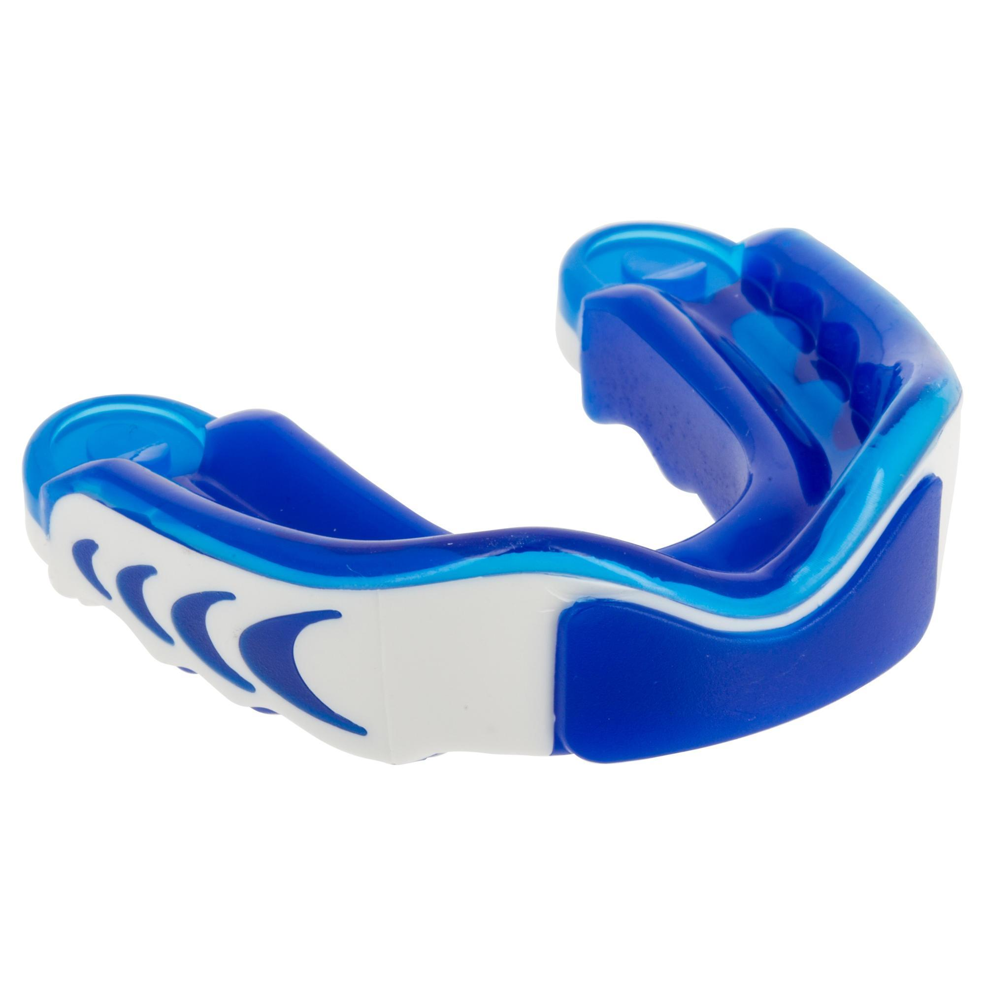 Gilbert Prot/ège Dents Rugby Adulte Orthodontie X Brace Dual Density Marine//Rose