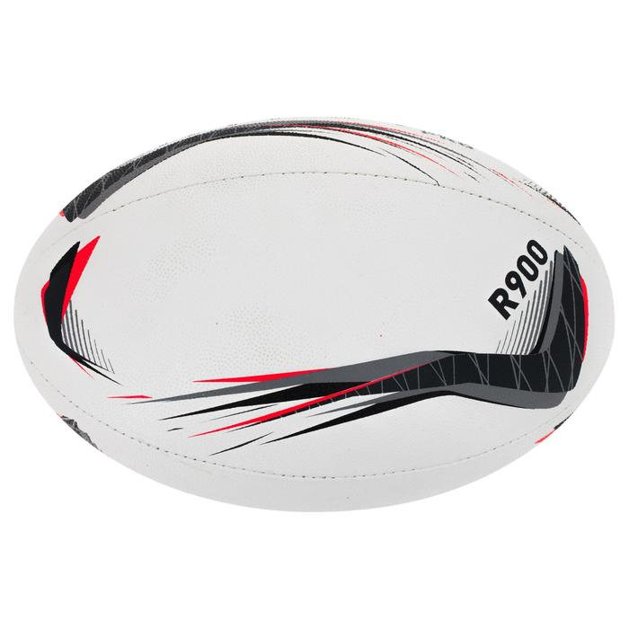 Ballon rugby Full H 900 taille 5 - 1311212