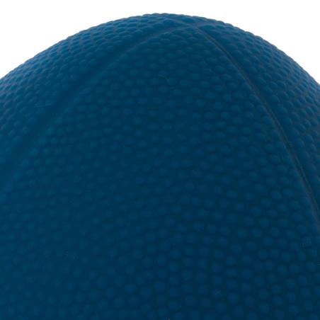 Balón rugby Resist azul mini
