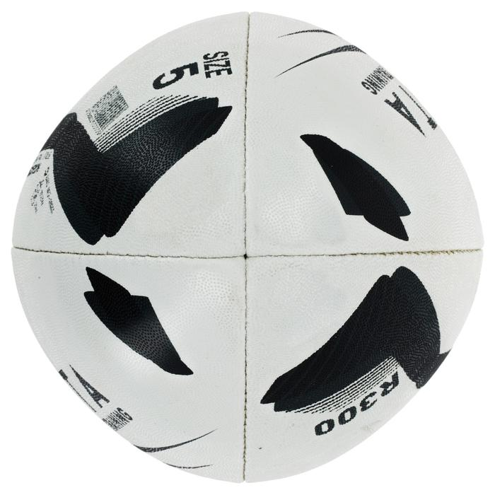 Ballon rugby R300 taille 5 - 1311240