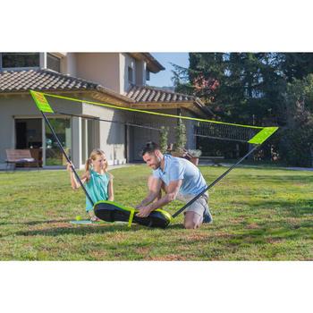 Badminton-Netz Easy Set 3m gelb
