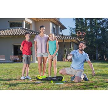 Filet De Badminton Easy Net - Jaune